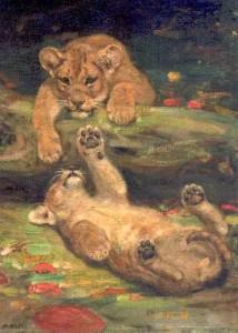 LionsPainting