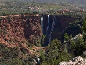 ouzoud falls small