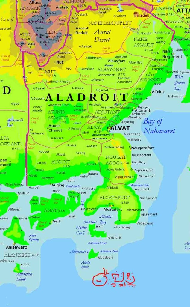 Aladroit