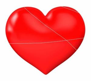 heart bent