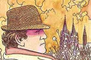 Fellini (by Milo Manara)